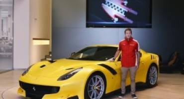 Ferrari – WEC, primo giorno a Maranello per Sam Bird