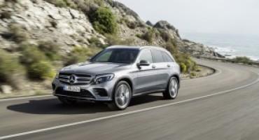 Mercedes_Benz, il nuovo GLC riceve il premio 'Best in Class 2015 nella categoria Small Off-Roader