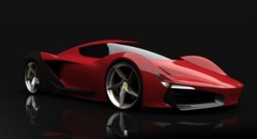 Ferrari – Top #design School Challenge, si chiama Manifesto ed è la rossa del futuro