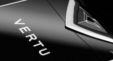 "Vertu lancia ""Signature Touch For Bentley"""