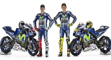 Abarth sarà Official Sponsor e Official Car Supplier di Yamaha Factory Racing FIM MotoGP 2016