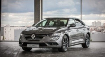Renault lancia Talisman, la nuova berlina di segmento D