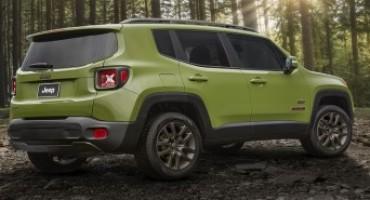 """Jeep festeggia il 75° anniversario con la serie speciale """"75th Anniversary"""" che sarà disponibile su tutti i modelli della gamma"""