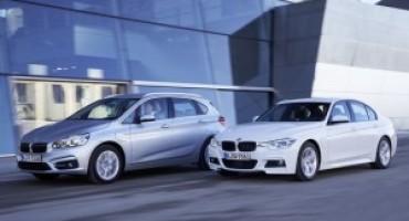 Nuove BMW 225xe e 330e, l'elettrico si fa strada