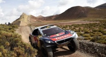 Dakar 2016: Peterhansel vince la 4 tappa, il ritorno del campione