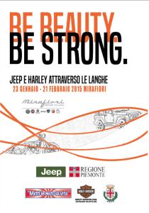 Be Beauty be Strong_manifesto ufficiale di Aurora Gagliardini_liceo albese