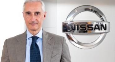 Nissan -Trofeo Top Manager 2015: l'AD Bruno Mattucci tra i migliori 3 Manager dell'Auto in Italia