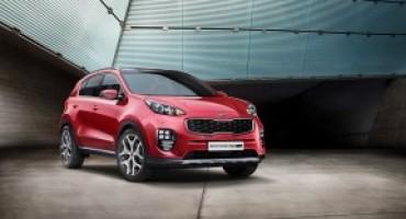 Kia Motors, il nuovo Sportage diventa FastTrack