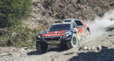 Dakar 2016: Problemi tecnici per Carlos Sainz alla tappa 10