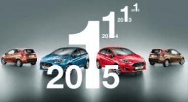 Ford Fiesta, la compatta più amata dagli europei