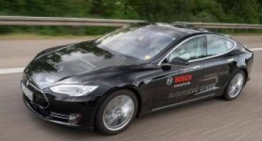 Bosch Group, compiuti in Giappone test sulla guida autonoma
