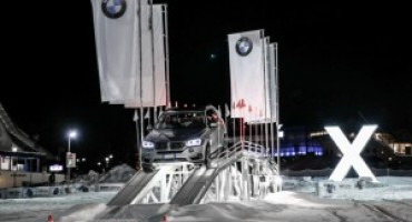 BMW xDrive Experience 2016, emozione ed entusiasmo per i Test Drive in alta quota
