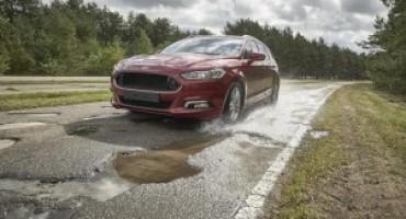 Ford testa la sua gamma presso il Centro prove di Lommel, su un percorso accidentato lungo 80 chilometri