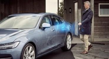 Volvo Cars è la prima Casa automobilistica a proporre un'auto senza chiave