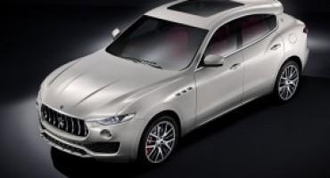 """Maserati svela """"Levante"""", il primo SUV nella storia della Casa del Tridente"""
