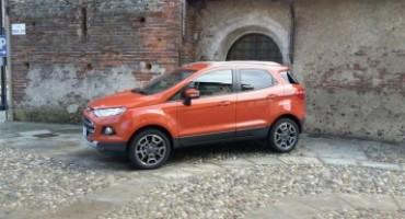Nuova Ford Ecosport 1.000 cc EcoBoost da 125 cv, anche i piccoli fanno la voce grossa