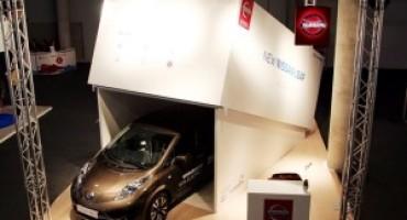 """GSMA Mobile World Congress, Nissan svela un sistema operativo avanzato tramite uno speciale """"unboxing"""""""