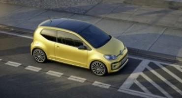 Volkswagen presenta al Salone di Ginevra 2016, in anteprima mondiale, la Nuova UP!
