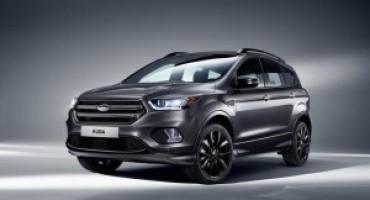 Ford presenta la nuova generazione di Kuga