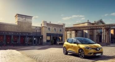 Renault svela in anteprima la nuova Scénic