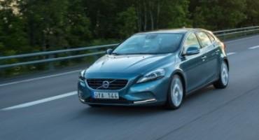 Volvo V40, il nuovo volto della Casa svedese