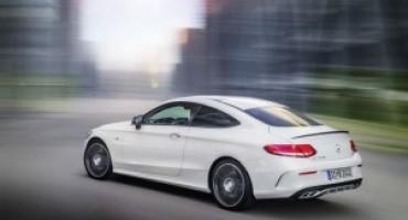 Mercedes-AMG svela la nuova C 43 4MATIC Coupé
