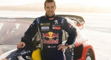 Sébastien Loeb entra a far parte del Team Peugeot Hansen