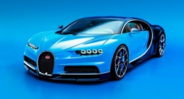 Geneva International Motor Show 2016: Bugatti Chiron, world premiere for the ultimate super sports car