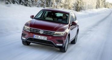 Volkswagen, nuovo pianale MQB per la Tiguan 4Motion