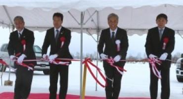 Yokohama, inaugurato ad Hokkaido, il nuovo circuito dedicato alle coperture invernali