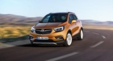 Opel presenta al Salone di Ginevra 2016 nuovo Mokka X