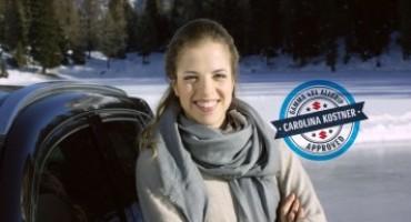 Carolina Kostner sceglie Suzuki