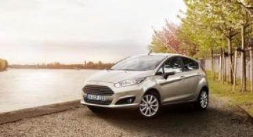 Ford Fiesta, è l'auto a GPL più venduta in Italia
