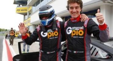 Campionato Italiano Gran Turismo, Luca e Nicola Pastorelli allo start nella classe GT3, su Porsche GT3 R