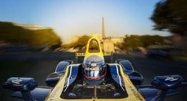 Renault sarà partner dell'ePrix di Parigi, il prossimo 23 Aprile