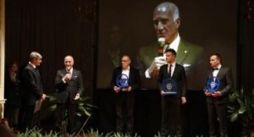 ACI premia i Campioni dell'Automobilismo a Taormina