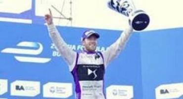 Campionato FIA di Formula E,  Sam Bird porta al successo la DS Virgin Racing