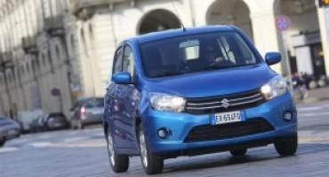 Suzuki Celerio, parca nei consumi e leader nelle emissioni di CO2
