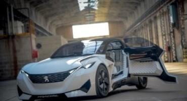 Peugeot Fractal riceve il Grand Prix Creativ'Experience
