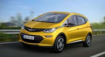 Nuova Opel Ampera-e, la rivoluzione è nella batteria
