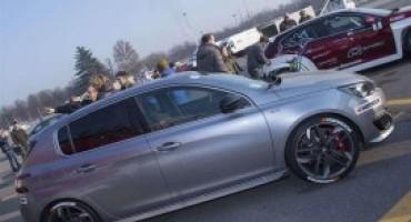 Campionato Italiano Turismo, Massimo Arduini porterà al debutto in TCS la Peugeot 308 GTI By Peugeot Sport