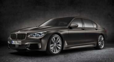BMW presenta il nuovo top di gamma, M760Li xDrive