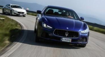 Maserati, inizio d'anno incoraggiante per la Casa del Tridente