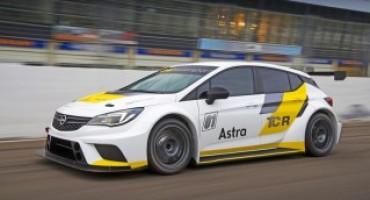 Opel Astra TCR, il Team Target Competition schiera sette vetture nelle Competizioni Internazionali