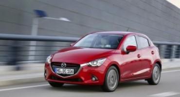 Mazda completa la gamma di Mazda2, presentando la nuova motorizzazione diesel