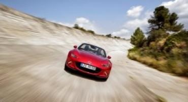 Per Mazda MX-5 in arrivo ancora un premio…e siamo a nove