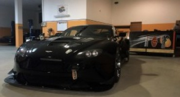 Campionato Italiano Gran Turismo, Solaris Motorsport diventa Aston Martin Racing Team Partner e schiera una Vantage GT3 nel tricolore GT