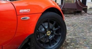 Lotus Elise Cup 250, veloce e ancora più leggera