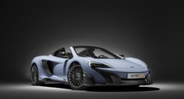 MSO pays carbon fibre tribute to McLaren P1™ and welcomes 675LT Spider at 2016 Geneva Motor Show