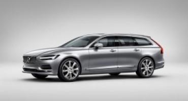 Volvo Cars chiude il cerchio e svela la V90